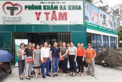 Đón tiếp đoàn lãnh đạo hội LHPN tỉnh Phú Thọ thăm và khám trải nghiệm
